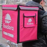"PK-65D: Takeaway food bags for Foodora with high heat preservation, keep hot, 16"" L x 12"" W x 18"" H"