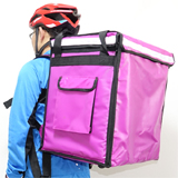 "PK-65AP: Thermal delivery bags for food, sandwiches delivery backpacks, keep hot, 16"" L x 12"" W x 18"" H"