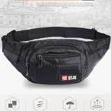 PK-W: Food Delivery Waist Packs, Food Take out Pocket, Purse for Money usage, Smart Waist Bag, Bum Bag